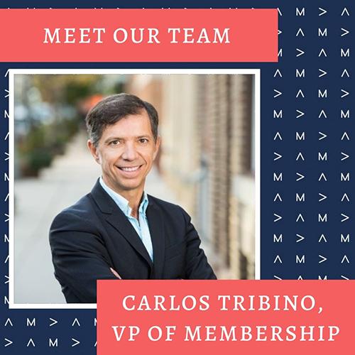Image of Carlos Tribino