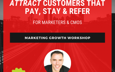 Level Up Workshop: How To Authentically Attract Customers that Pay, Stay and Refer