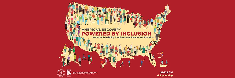 National Disability Employment Awareness Month